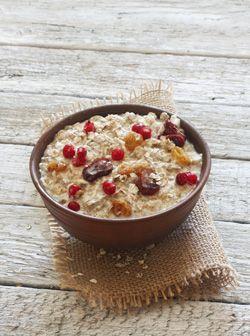 Rezept - Hanf Superfood Müsli