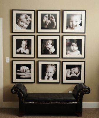 amy horn photography wall art blog. how to display your photos in home, madison indiana family photographer
