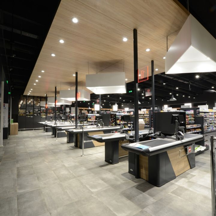 VMV Supermarket by cityscape architects, Sofia – Bulgaria » Retail Design Blog
