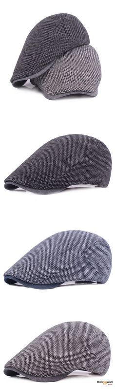 US$8.39+Free shipping. Men's Cap, Men's Fashion, Beret Hat, Golf Hat, Baseball Hat, Cabbie Hat. Unisex, Material: Cotton. Color: Black, Grey, Navy. Love casual and outdoor style.