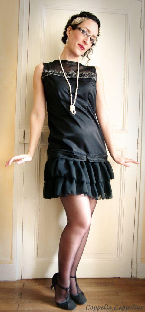 Les 25 meilleures id es de la cat gorie diy robe charleston sur pinterest costumes 1920 robes - Robe charleston annee 20 ...