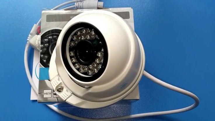 Ip видеокамера для малобюджетных проектов