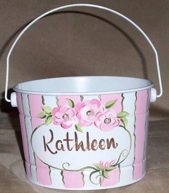 17 Best Metal Buckets Images On Pinterest Metal Buckets