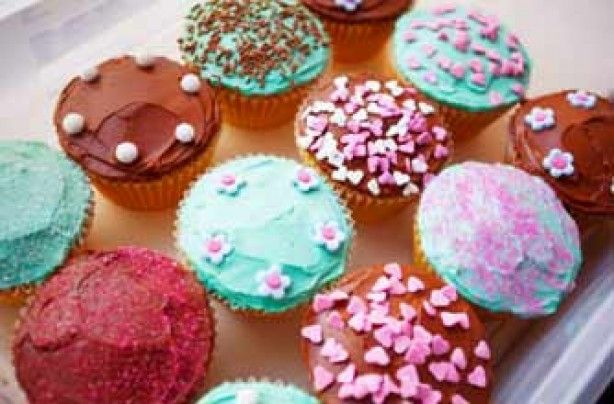10 fairy cakes to make with the kids  Read more at http://www.goodtoknow.co.uk/recipes/pictures/31712/10-fairy-cakes-10 fairy cakes to make with the kids  Read more at http://www.goodtoknow.co.uk/recipes/pictures/31712/10-fairy-cakes-fairy fairy cakes