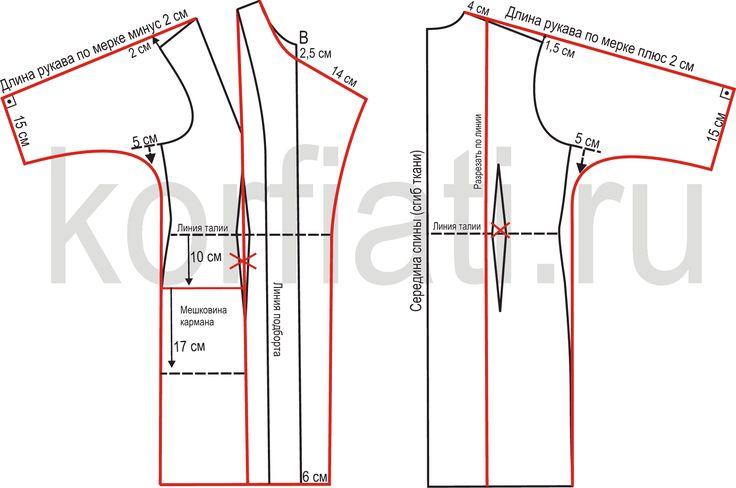 Построение выкройки плаща женского пальто женское утепленное пояс кашемир черный
