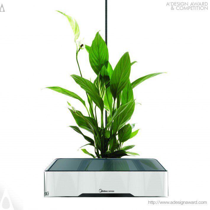 Midea Sensia Aqc Air Quality Control Appliances Design Design Awards Home Appliances