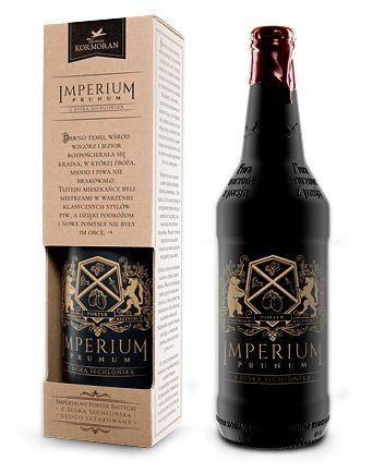 Imperium Prunum - imperialny porter bałtycki