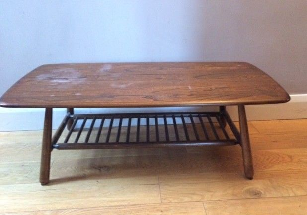 Ercol coffee table  | eBay