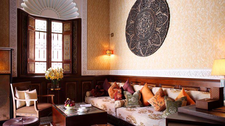 皇家曼蘇爾 - 豪華酒店馬拉喀什 - 摩洛哥