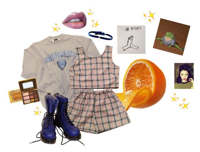 """""""Untitled #116"""" by pinkmarzipan ❤ liked on Polyvore featuring Columbia, Vegetarian Shoes, DANNIJO, Retrò and vintage"""