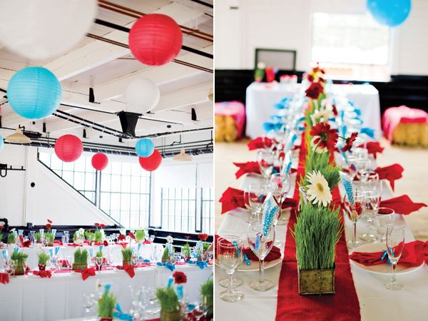 Fourth Of July Inspired Wedding Ideas