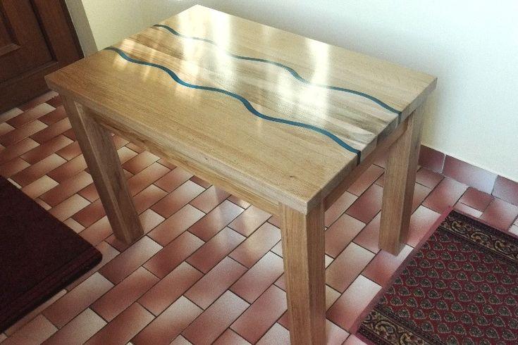 Jak zalít stůl pryskyřicí   Obchodprobydleni.cz dodavatel vybavení pro dům, byt a zahradu