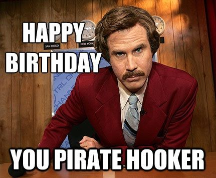 Funny Memes about Birthdays