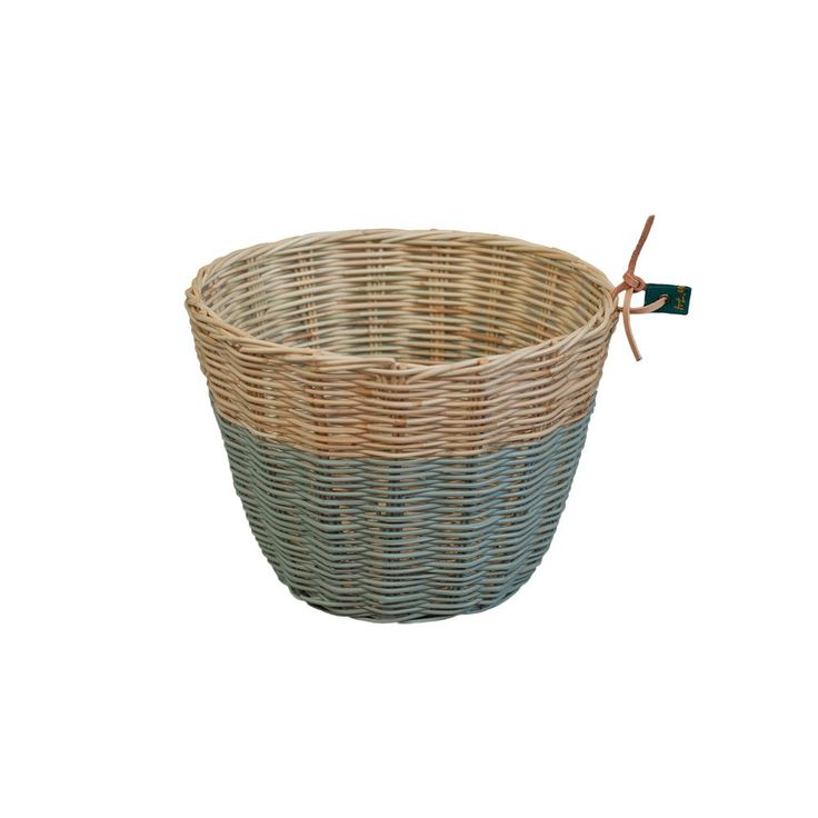 Storage basket - grey 25x20 Numero 74