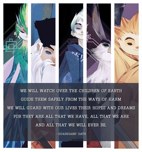 The Guardians' Oath.  Share if you believe!