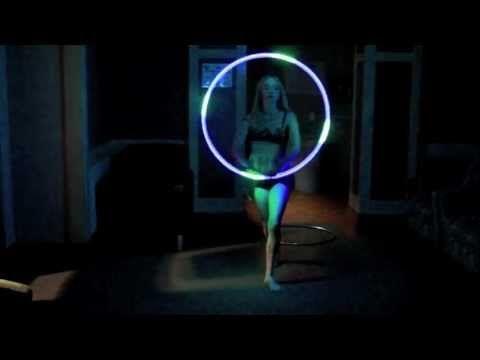 ▶ Kat D. Hoops - 1 Year Hooping Video - Day Hoop/LED - YouTube