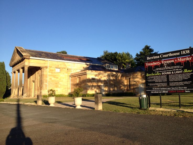 Historic Berrima- Berrima City NSW- Australia
