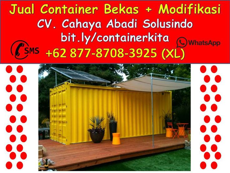 """Check out my @Behance project: """"+62 877-8708-3925, Jual Container Office di Surabaya"""" https://www.behance.net/gallery/50498943/62-877-8708-3925-Jual-Container-Office-di-Surabaya"""