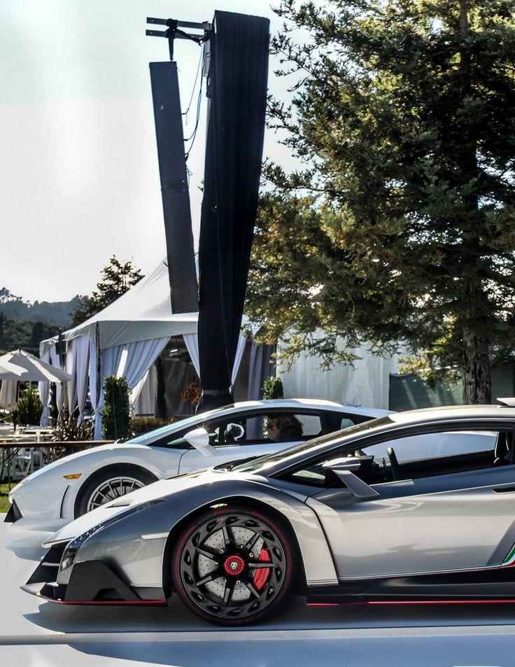 Lamborghini Veneno.... Daaaamn!                                                                                                                                                                                 More