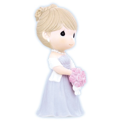 """Precious Moments Figurine """"Bridesmaid, A Best Friend At My Side"""" $30.00"""