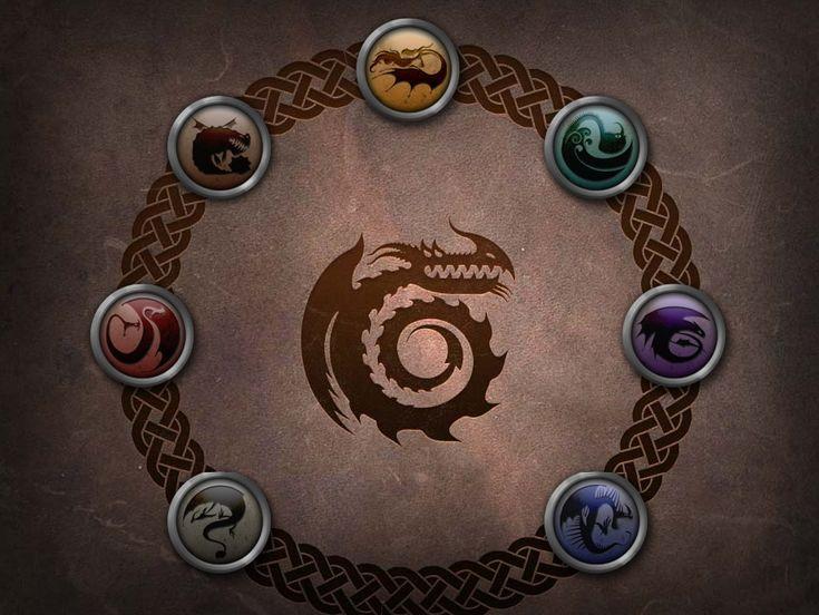 Dragons Riders Of Berk by luna201269.deviantart.com on @deviantART