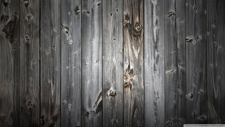 Vertical Wood Panel Featured Highlight | Black To  White
