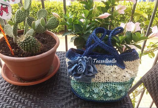 Di tutto un po'... bijoux, uncinetto, ricamo, maglia... ღ by tesselleelle ღ