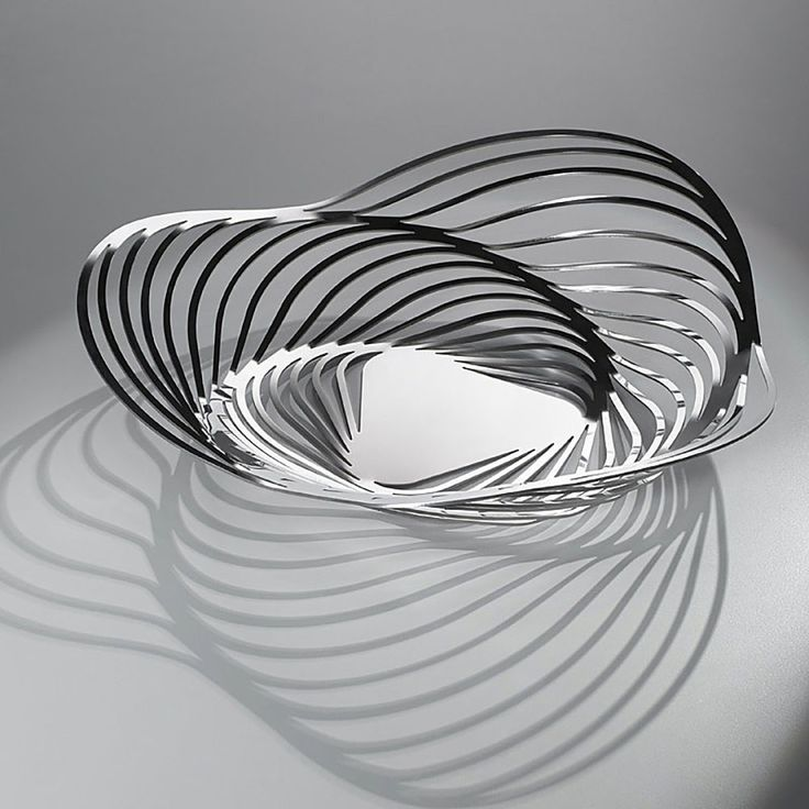 top3 by design - Alessi - alessi trinity centrepiece ss
