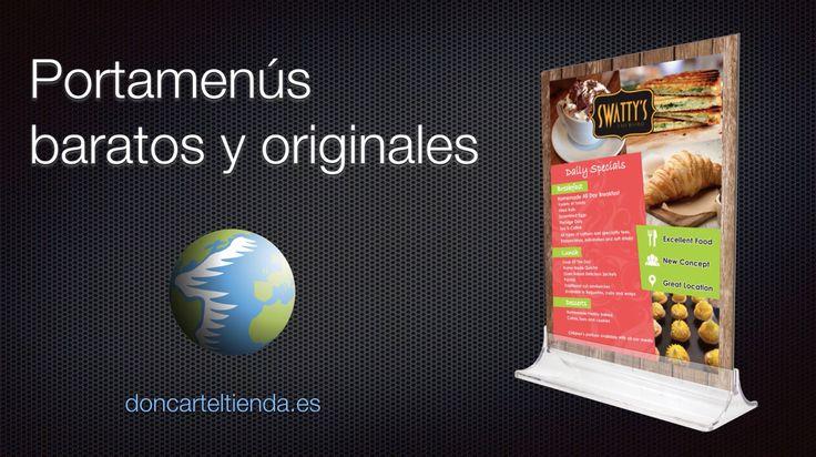 Portamenus baratos y originales https://doncarteltienda.es/portfolio/portamenus-baratos-y-originales/
