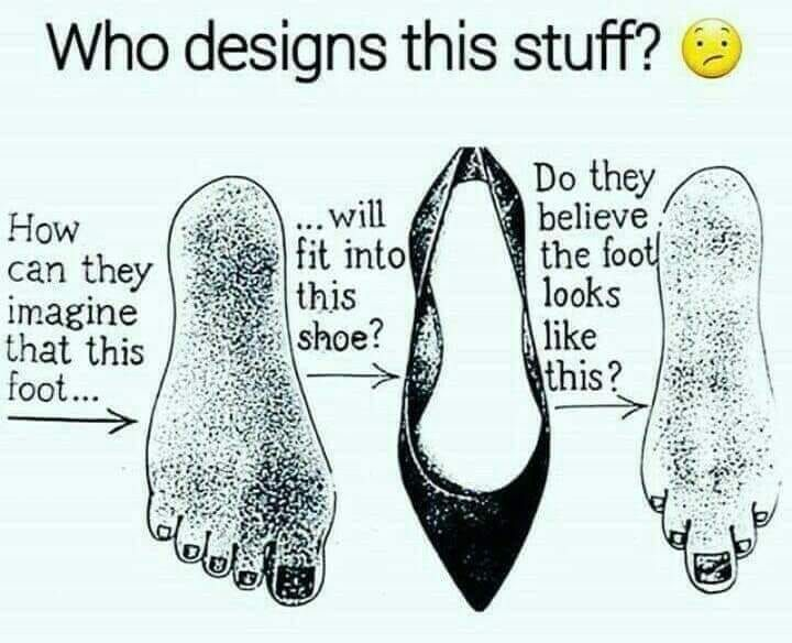 Pin on Shoes with narrow heel