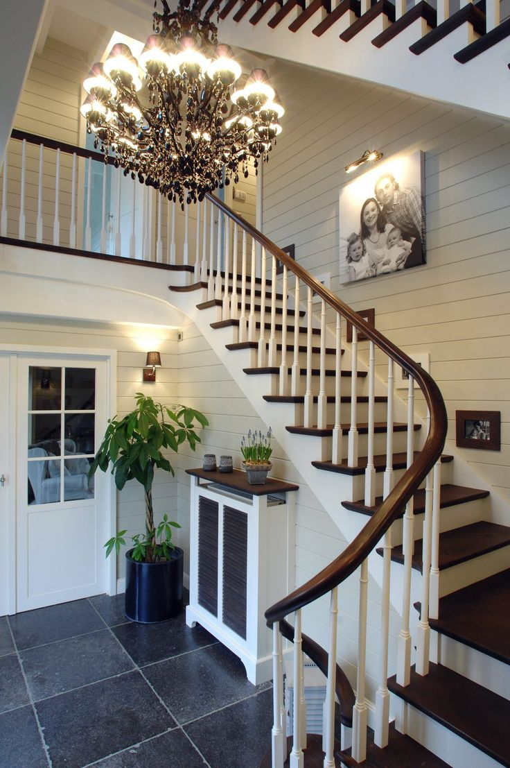 Trappen Demunster - Trappen cottage stijl - Hoog ■ Exclusieve woon- en tuin inspiratie.