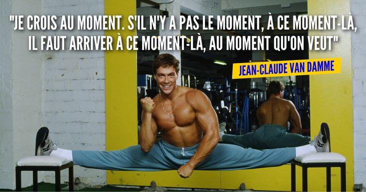 Top 20 des citations les plus profondes de Jean-Claude Van Damme | Topito