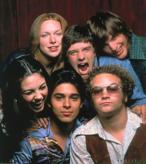that 70's show. one of the best shows ever! :)
