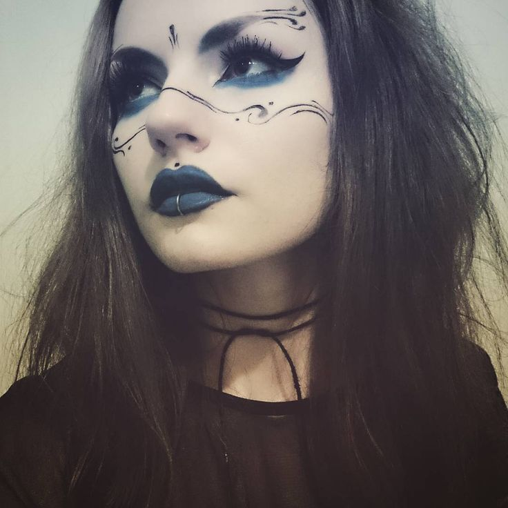 Sexy witch makeup pictures