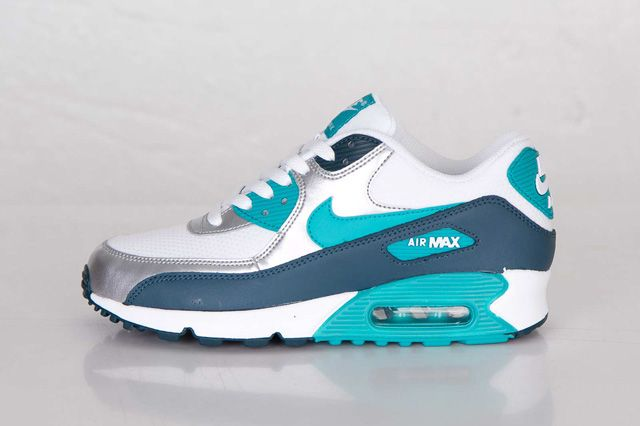 Nike Air Max 90 (Turbo Green/NightShade)
