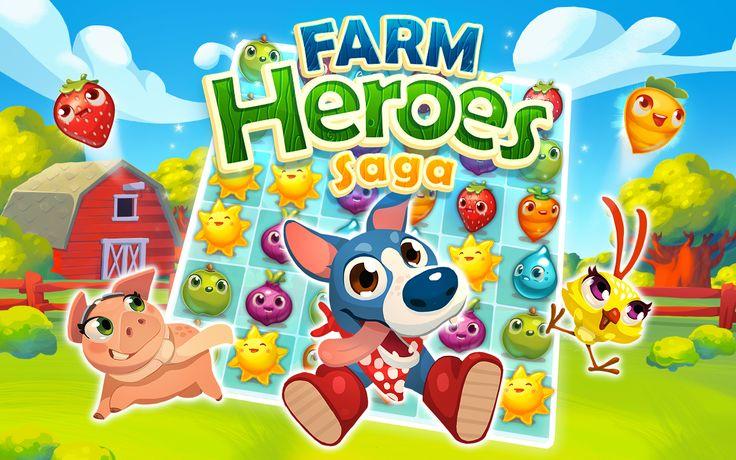 Download Farm Heroes Saga V. 2.16.14 Latest APK   Top Tutorials & Android Apps Download Website
