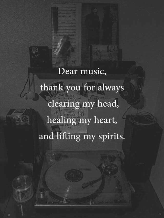Music is life | pinterest: carliño coutinho | Quotes | Music ...