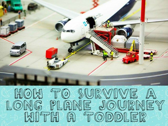 Top Tips On How To Survive A Long Plane Journey with A Toddler My Travel Monkey