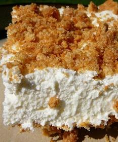 Peacock Coffeehouse~~ Marshmallow Whip Cheesecake