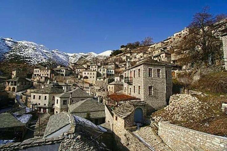 Zagorohoria Ipiros Greece http://www.anesisrooms.gr/el/