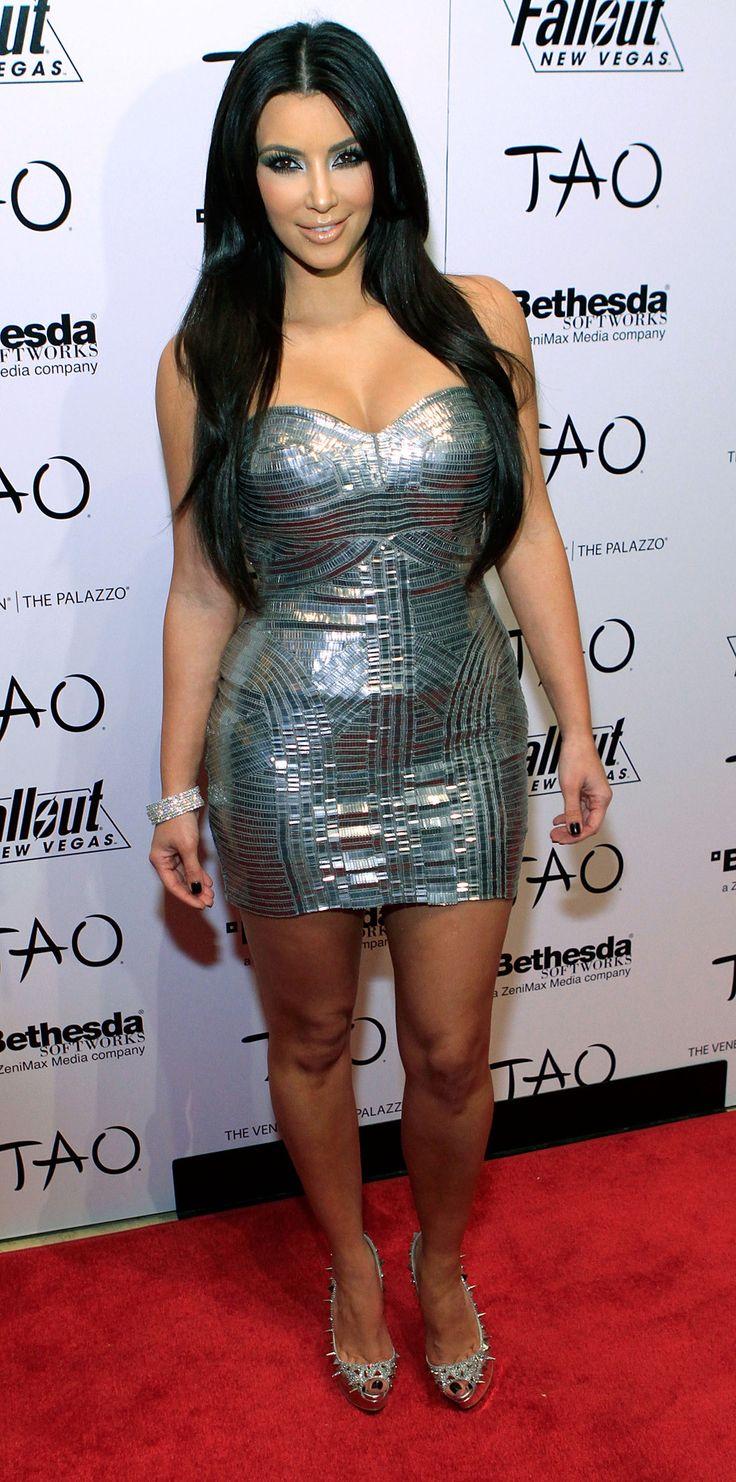 14 best Kim Kardashian Dresses images on Pinterest | Kardashian ...