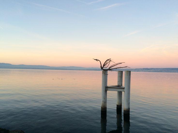 Lac Léman | Evian-les-Bains, Haute Savoie