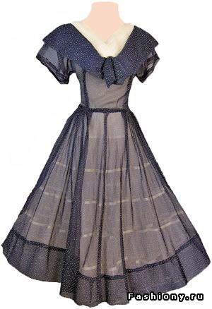 Платье клеш своими руками