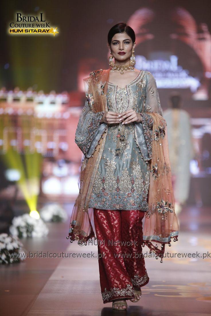 NICKIE NINA BCW 2016 KHI | Bridal Couture Week | BCW2016 |