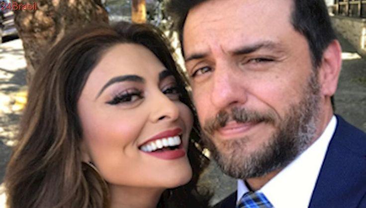 'A Bibi perigosa está mexendo com o meu marido', diz Ju Paes sobre novela
