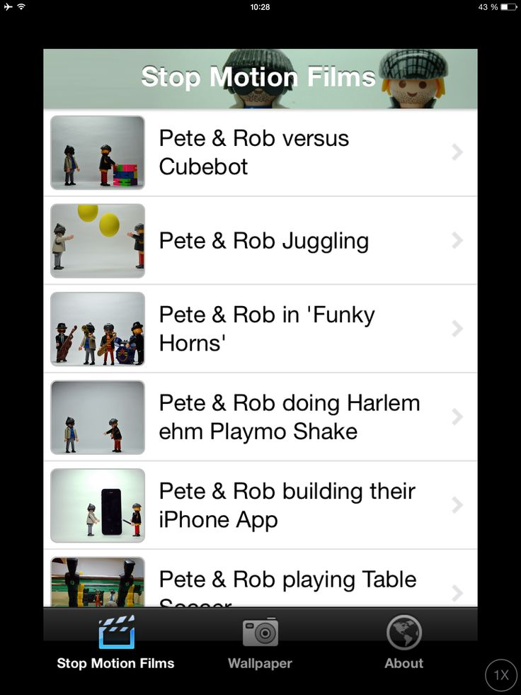 Get the Pete & Rob App for your device: https://itunes.apple.com/de/app/pete-rob/id579417730?so=pinit