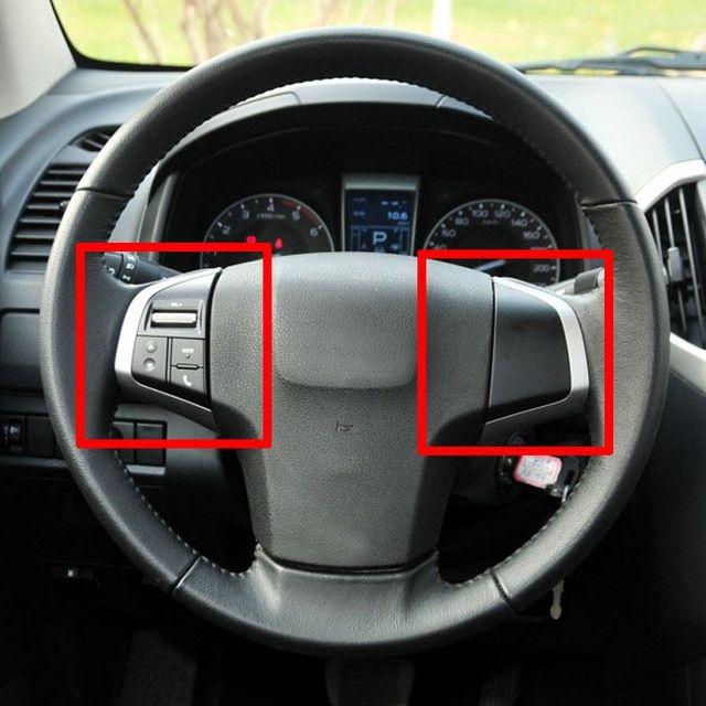 Multifunction Steering Wheel Switch Button Audio Volume Bluetooth