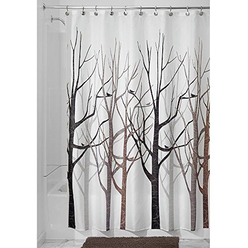 Curtains Ideas curtains birds theme : 17 Best ideas about Tree Shower Curtains on Pinterest | Black ...