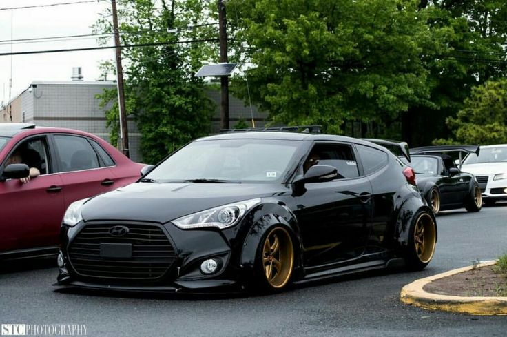 Veloster turbo kdm