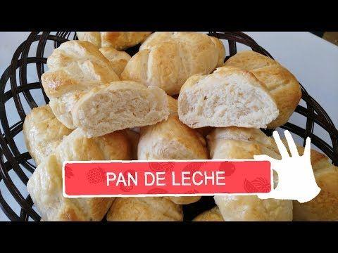 PAN DE LECHE, como hacer pan muy esponjoso - YouTube